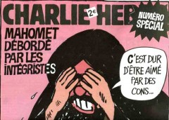 charlie hebdo, incendie